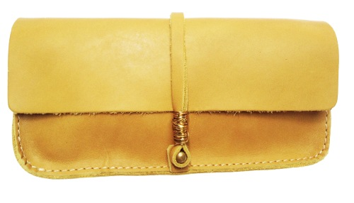 Jo_dakota clutch_mustard
